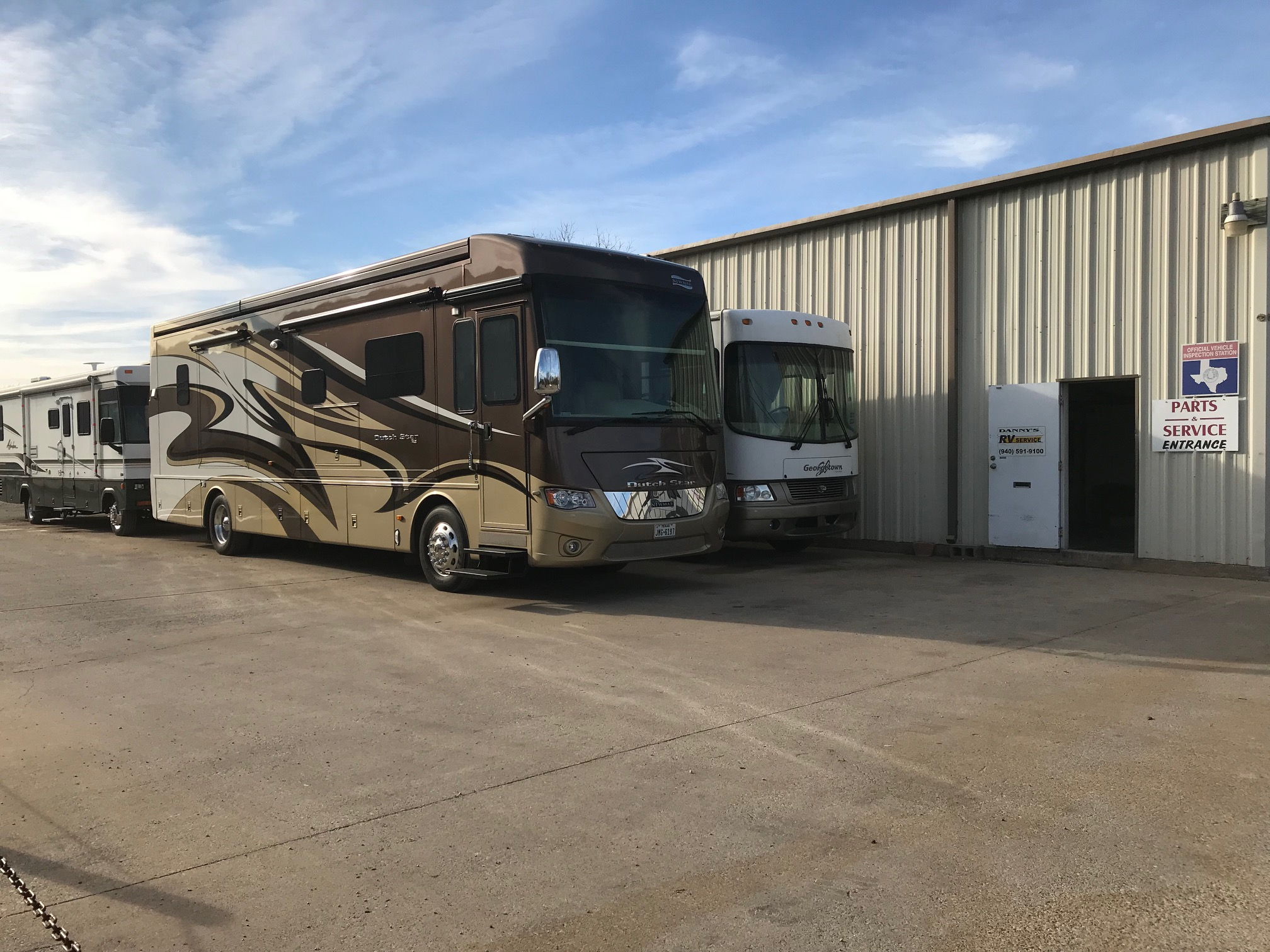 RV Repair | RV Mechanic | Denton TX | KaMPfam RV and Truck Service